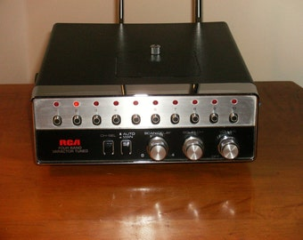 RCA Scanner 10 Channels.
