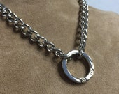 Chain Choker with Screw-on O-Ring