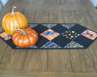 SALE Halloween Table Runner