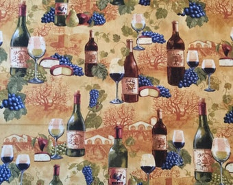 Allen Legacy Studio Vineyard Collection fabric  by the yard