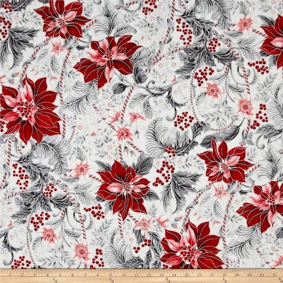 Christmas Batik Fabric