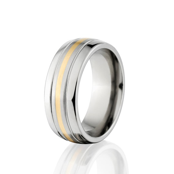 Sizing Down A Titanium Ring