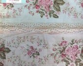 Vintage Roses Pillowcases, Set of 2