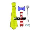 Custom Order for Creativehandwrold, 3 skinny burgundy neckties