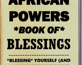 7 African Powers Book of Blessings Seven