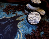 Ravens Blend (solid perfume--coffee, hazelnuts, cream, dark chocolate)