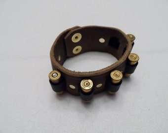 Ammunition Band - Brown 9 Inches