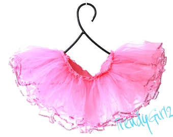 Trendy Girlz Boutique Sequin TUTU Skirt
