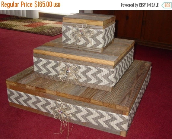 on sale cupcake stand wedding cake stand taupe chevron reception