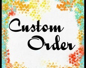 CUSTOM ORDER for KRISTA / Napoleonic Bee Note Cards / Monogram / Bee Crown Trellis Wreath / Personalized / Lining / Up to 8 Sets w/Postage