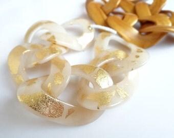 Chunky Chain Bracelet, ANY Color
