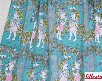 Leena Renko Summer Stretchjersey of Lillestoff Organic Cotton Fabric
