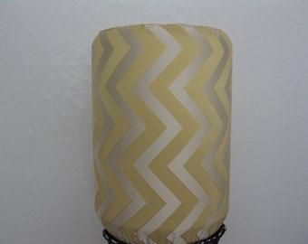 Vertical Chevron- Home Decor Bottle Cover-5 Gallon Water Standard Size