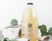 Liquid Soap Bulk Refill, Made with Essential Oils, Handcrafted - 64 oz
