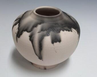 Horsehair pot 1-a