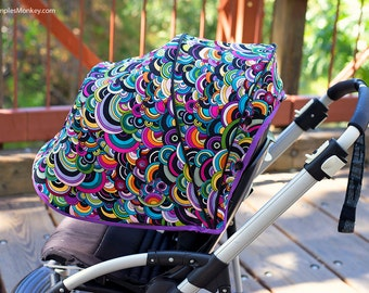 Custom Bugaboo stroller replacement canopy