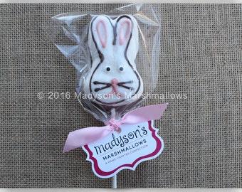 Gourmet Marshmallow Easter Bunny