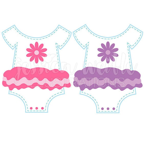 tutu onesie cute digital clipart cute tutu baby outfit clip art rh catchmyparty com pink baby onesie clipart baby onesie clipart free