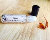 Lenore Perfume Oil, vegan perfume, roll on perfume, floral perfume, romantic perfume, feminine perfume