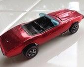 1968 Redline Hot Wheels Red Custom Firebird