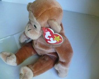 Monkey Stuffed Animal, Zoo Animal, Jungle Nursery Decor, Monkey Plushie