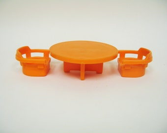 Vintage Fisher Price Table and Chairs