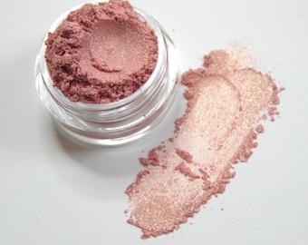 Pink Shimmer Eyeshadow - Mineral Makeup - Mineral Eyeshadow - Natural EyeshadowVegan and Cruelty Free - KOI