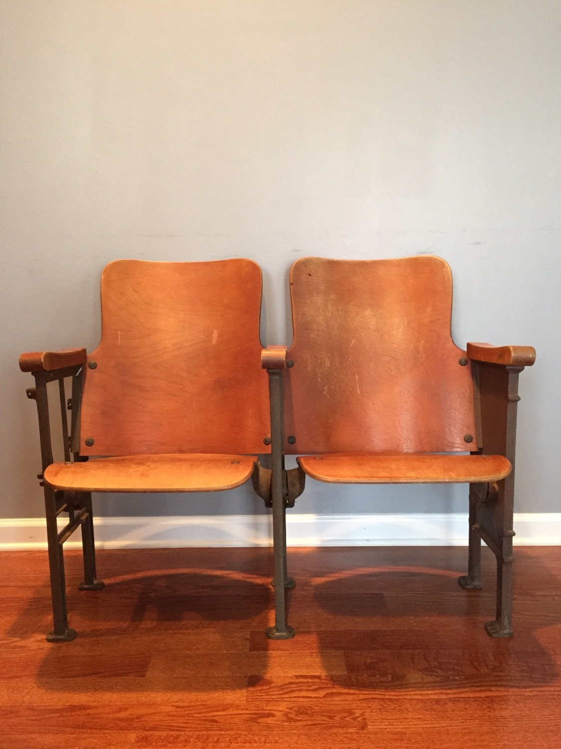 Foyer Seating Furniture : Theater seats movie chairs entryway by rhapsodyattic