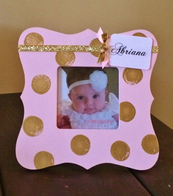 Baby Boy Gifts With Name : Items similar to personalized baby frame gift birth