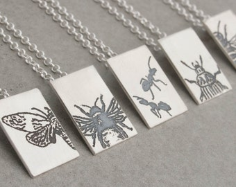 Insect Pendant