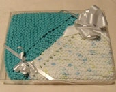 Cotton Dish Cloth Gift Set