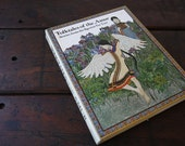 Folktales of the Amur :Russian Stories from the Far East large hardcover book illustrations childrens vintage RARE