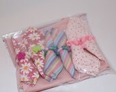 Doll Table Cloth and Napkin Sets