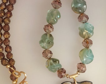 Autumn Vineyard Necklace