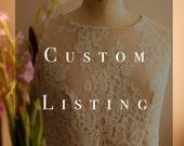 Custom Listing for TB