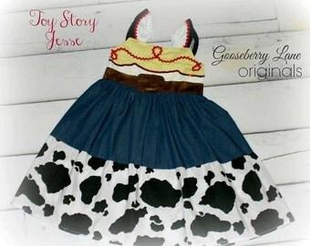 Jessie Toy Story Dress Costume