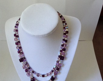 My SUGER PLUM Necklace  Set