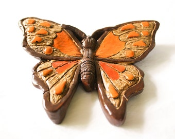 Ceramic Butterfly Wall hanging