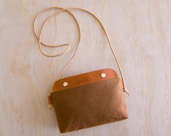 Mallorca Crossbody Bag -  Walnut Brown WR