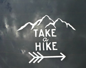 Take A Hike Etsy