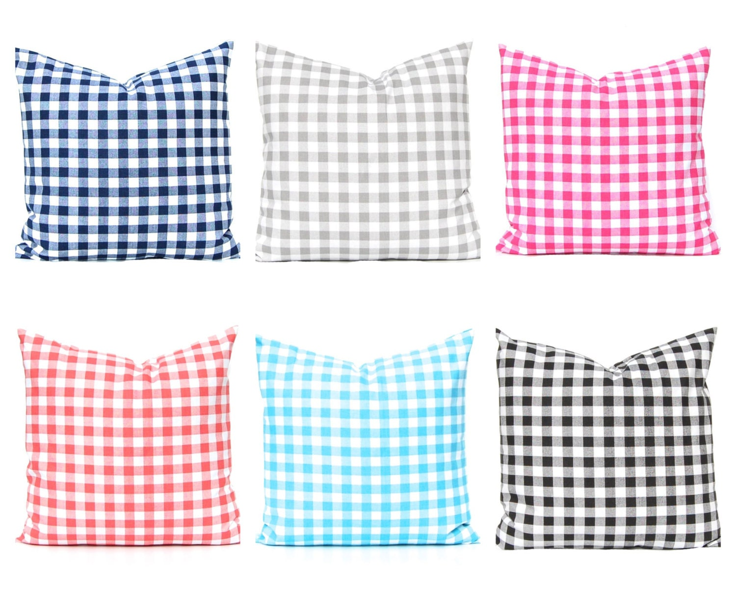 Decorative Pillow Covers Plaid PIllow Covers Plaid Cushion