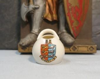 WH Goss Model of Old Salt Pot in Carlisle Museum 1903