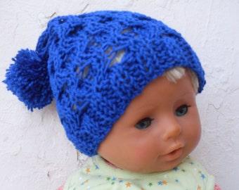 Caps Unisex  Knitting for Baby -Wool Knitting Beanie for Baby -Baby Knitting Berret