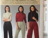 McCalls Pttern M5239 Classic Fit Pants - Size 16-18-20-22