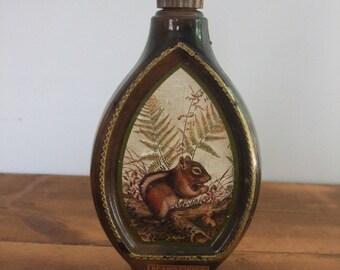 James Lockhart Vintage Beam's Choice Chipmunk Bottle