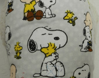 We are Friends Forever Snoopy & Woodstock Theme Harness. Perfect Item for your Cat, Dog or Ferret. All Items Are Custom Made For Your Pet.