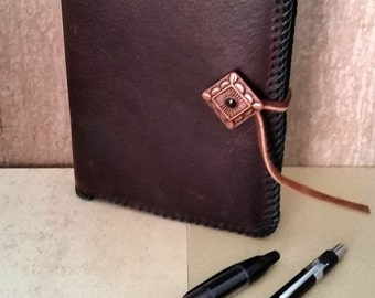 Leather bound Art Journal