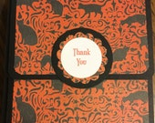 Custom Order for Carol - 20 Halloween gift card holders