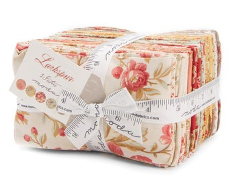 Larkspur - Fat Eighth Bundle by 3 Sisters for Moda Fabrics