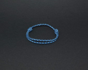 Handcrafted Paracord String Bracelet